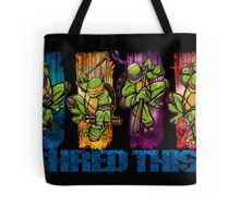 Shred This! Tote Bag