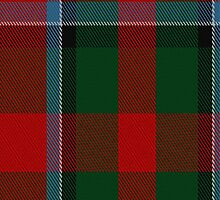 02732 Thompson/Thomson/MacTavish (Mackinlay) Clan/Family Tartan Fabric Print Iphone Case by Detnecs2013
