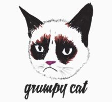 Grumpy Cat (STICKERS AND SHIRTS) by crockers