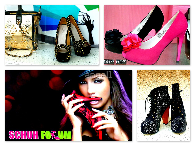 Heels by ©The Creative  Minds