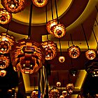 Chandeliers Galore by phil decocco