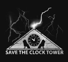 Save The Clock Tower by Gingerbredmanny