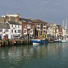 Weymouth scene #2 by Antony R James