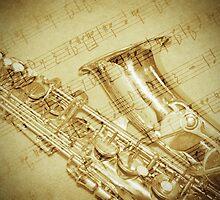 Saxophone Music by shuttersuze75