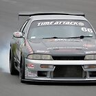Time Attack by Nigel Bangert