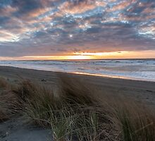 Sunset Eureka  by Richard Thelen