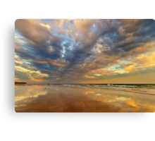 The wash - 13th Beach Canvas Print