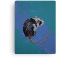 Mouse Canvas Print