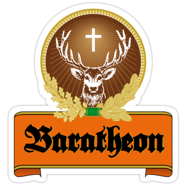 House Baratheon Jägermeister parody by RC-XD