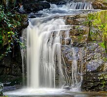 Turton's Falls #3 by Bette Devine