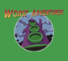 WORST ADVENTURERS - Purple Tentacle WA by haegiFRQ