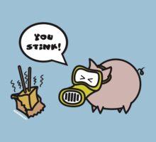 Stinky Tofu by Kokonuzz