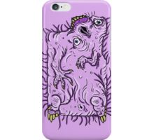 Creeping Flesh iPhone Case/Skin