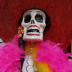 mexican colors/la catrina - colores de mexico by Bernhard Matejka