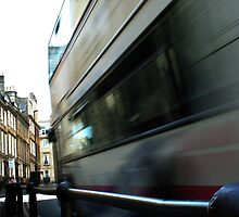 Speeding Bus by James-Williams