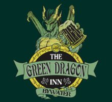 LOTR - The Green Dragon Inn by MajorTees