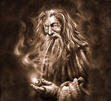 Gandalf by neutrone