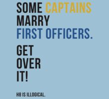 some captains marry first officers Kids Clothes