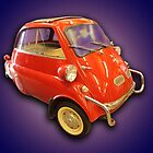 BMW Isetta 300 Microcar by debidabble