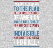 The Pledge Of Allegiance  by Look Human