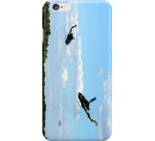 sky soldiers cobra demonstration iPhone Case/Skin