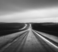 Chasing you home saying everything is broken by Keith Johnston