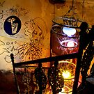 Budapest -The Stair Case, Szimpla Kert  by rsangsterkelly