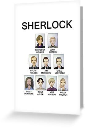 Sherlock by Bantambb