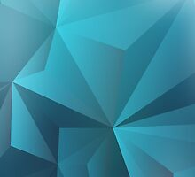 Abstract geometric background by Roman Zubaryev