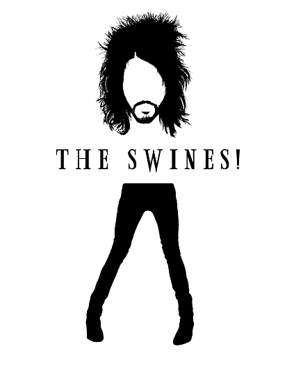 The Swines! T Shirt by Fangpunk