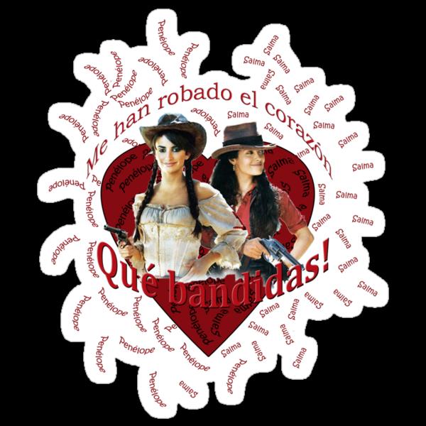 ¡Qué bandidas! by Dulcina