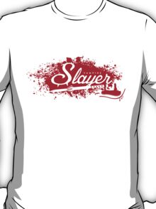 Vampire Slayer - RED T-Shirt