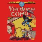 Venture Comics: The Bat (first appearance) by Creative Outpouring