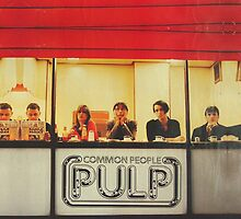 Common People by Pulp by briansoul