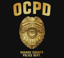OCPD - Orange County Police Dept. by avdesigns