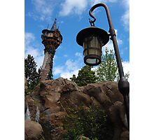 Rapunzel's Tower Photographic Print