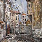 Old Plovdiv - Late Autumn II by Stefano Popovski