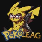 League of Legends/Pokémon - Kennen\Pikachu (Logo) by falcon333