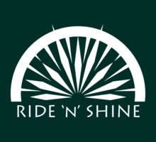 Ride 'n' Shine (dark) by KraPOW
