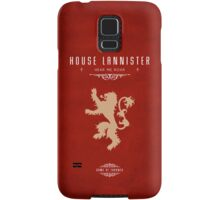 House Lannister iPhone Case Samsung Galaxy Case/Skin