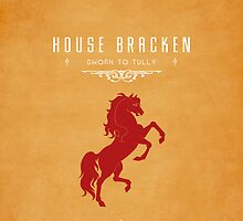 House Bracken iPhone Case by liquidsouldes