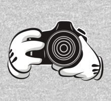 Mickey's Camera by JohnnySilva