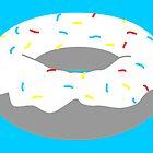 donut sprinkles by maydaze
