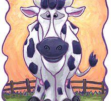 Animal Parade Cow by Traci VanWagoner