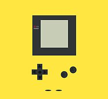 Gameboy Color Yellow by Rjcham