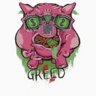 Greed by Clint Baker