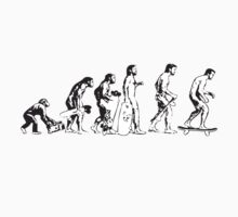 Human evolution cool by ShahedM