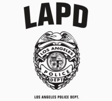 LAPD - Los Angeles Police Dept. by avdesigns