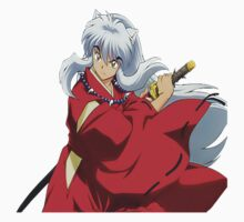 Inuyasha by ShaanBr