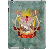 Hannibal Crest iPad Case/Skin